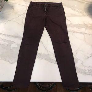 Joes skinny jeans with stretch!